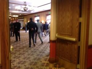 Rate the Access, The Broadmoor Hotel, Broadmoor Resort, Colorado Springs,Colorado, parking garage, conference center
