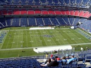 Nissan Stadium Section 314  Tennessee Titans