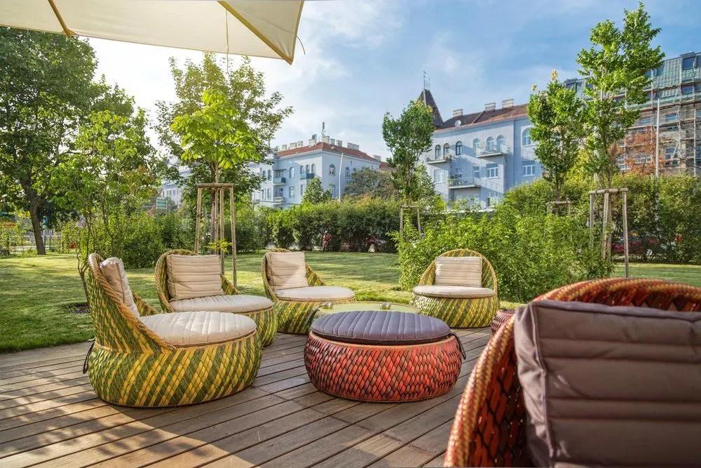 Sitzecke Garten  Das Sommerwohnzimmer · Ratgeber Haus