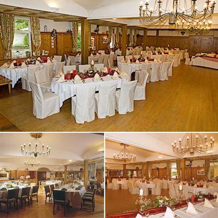 Hochzeitssle  Rume in Lage  Nhe Lemgo Detmold Bad Salzuflen  Hochzeitssaal