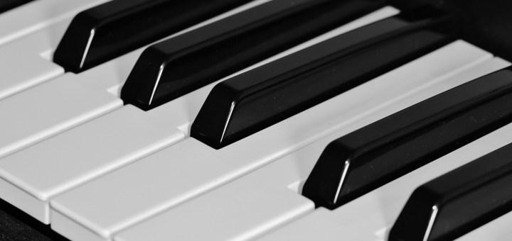 Hausmittel gegen vergilbte Klaviertasten