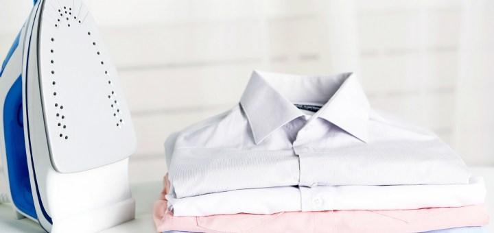 Bügeln Hemden