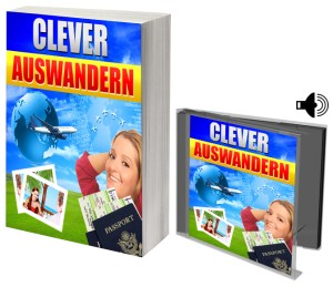 cover auswandern3 300x259 - Clever Auswandern