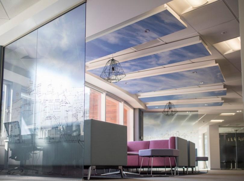 Panoramic office Bristol