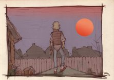 star_wars_80s_high_school___luke_binary_sunset_by_denism79-d5w64l5