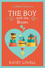 The boy with the boxes by katey lovell