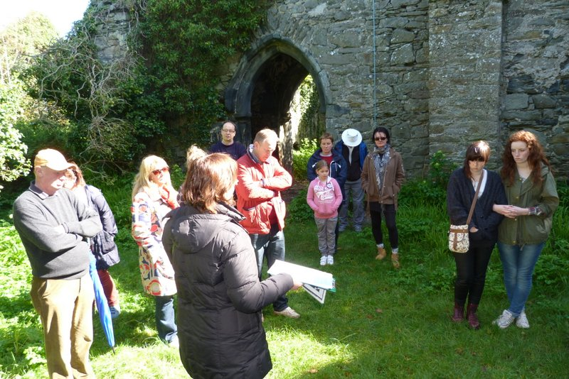 Rathmullan Walking Tour