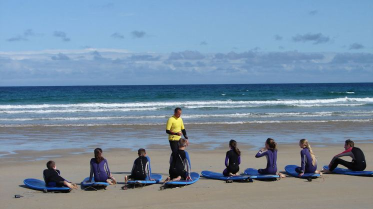 Adventure One Surf School Donegal