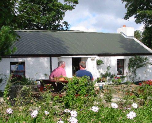Aghadreena Cottage Glenvar