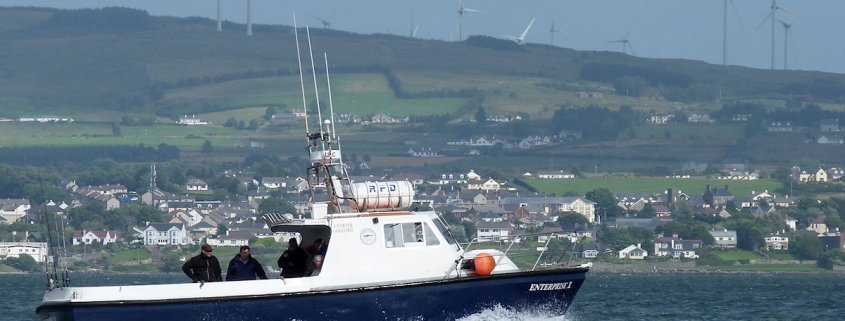 Rathmullan Charters Enterprise 1