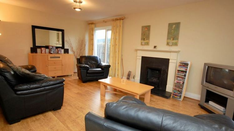 Living room - Clearwaters Holiday Cottage Rathmullan
