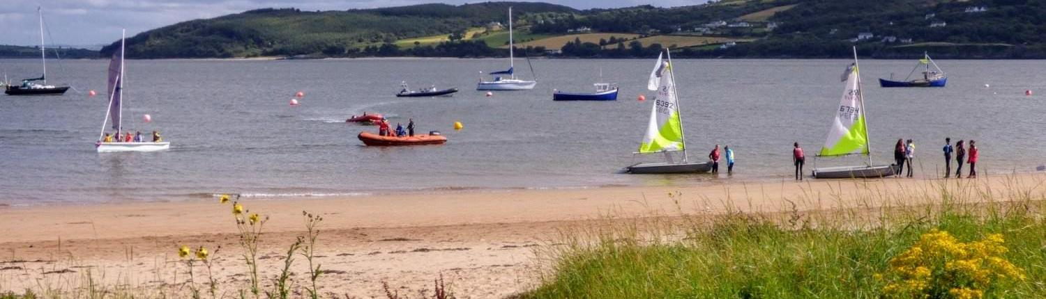 Rathmullan Sailing School 2018