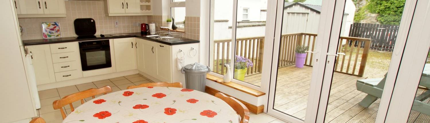 Kerrs Bay Holiday Home Rathmullan