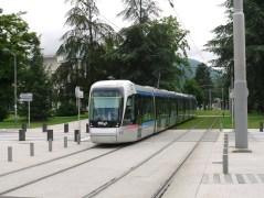 Grenoblen ratikka