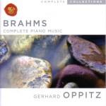 ゲルハルト・オピッツ/ブラームス:ピアノ全曲集