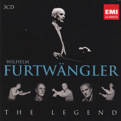 フルトヴェングラー/ザ・レジェンド(3CD)