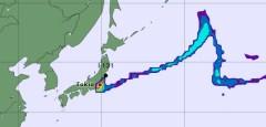Wind bläst radioakitive Wolke nach TOKYO : SPIEGEL ONLINE