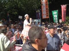 SEALD'sの奥田くん