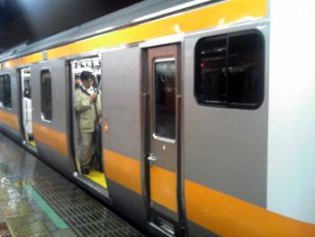 中央線新型車両