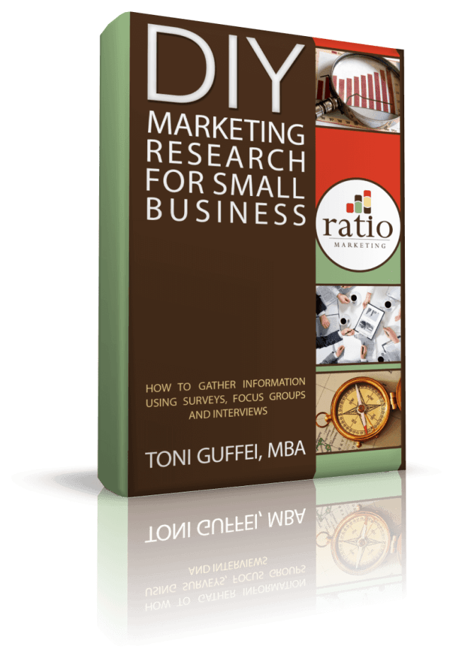 Ratio Marketing and Reports Ebook