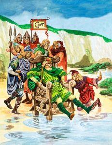 Fairy Tale - King Canute