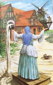 Fairy Tale - The Magic Porridge Pot