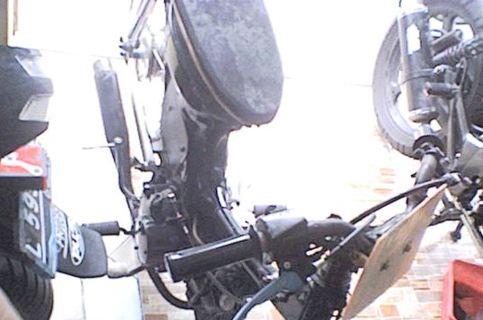 Gambar Foto Motor drag modifikasi motor revo  Oto Trendz