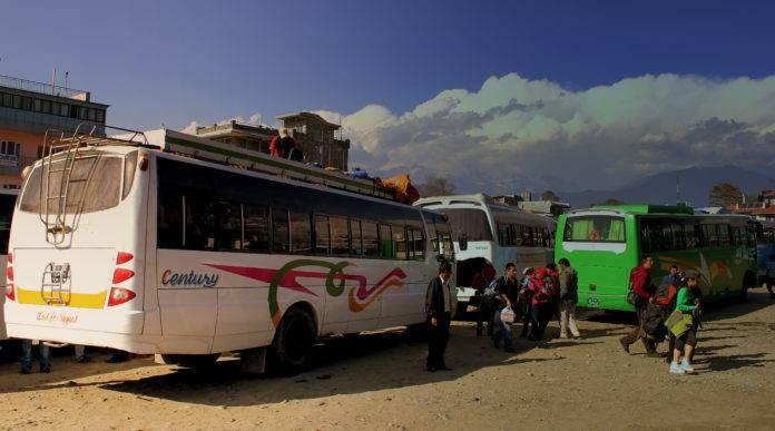 6,000 Public Vehicles To Provide Transport Service In Dashain   Ratopati    No.1 Nepali News Portal