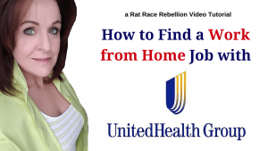 How to Find a Work from Home Job with UnitedHealth Group