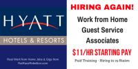 Hyatt is HIRING AGAIN - $11/Hr to Start - Hiring in 23 States