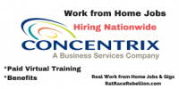 Work from Home Jobs Nationwide
