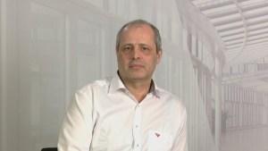 Frank Kemper beim WDR Kandidatencheck