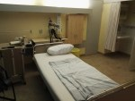 Krankenhauszimmer, Beispielbild