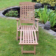 Tamarin 3 Seater Garden Swing Seat Plus Canopy Luxury