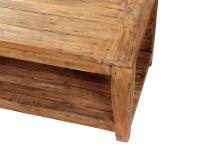 Lowry Reclaimed Teak Rectangular Coffee Table plus Storage ...