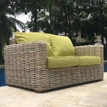 2 seater garden sofa - poole outdoor