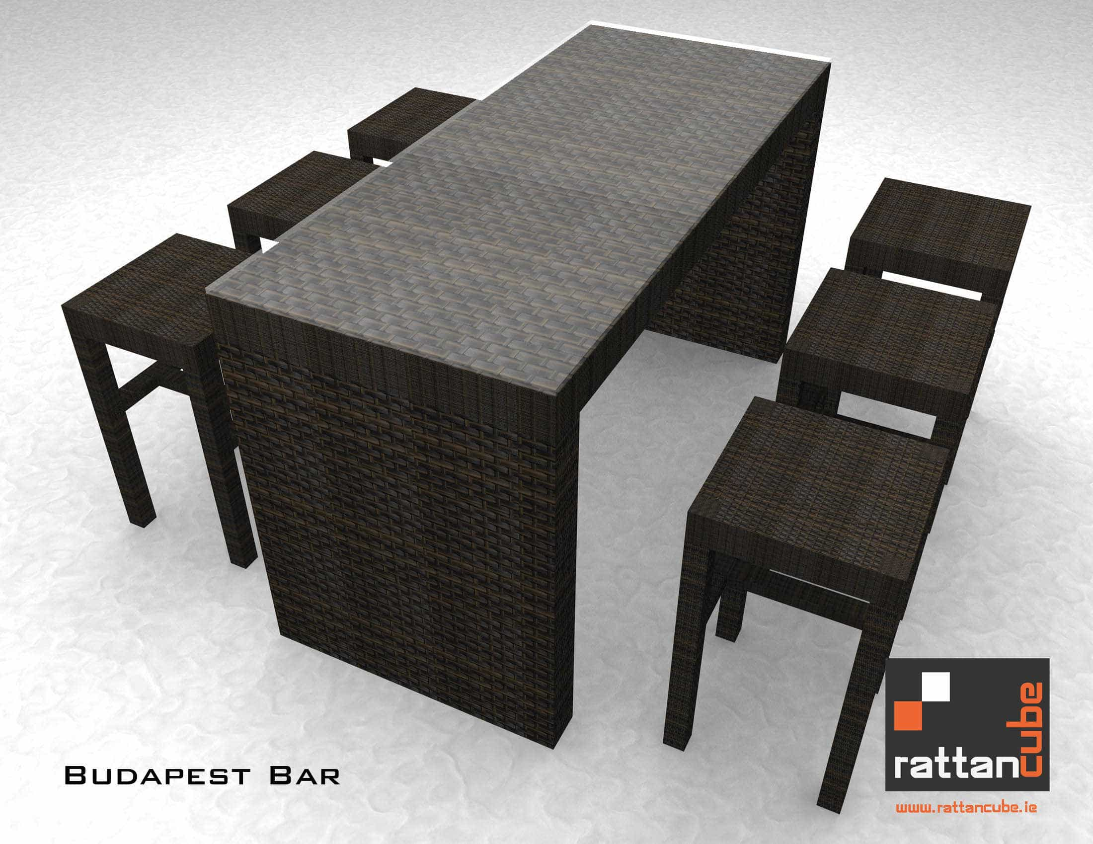Rattan Corner Sofa Ireland Budapest Bar Garden Furniture Ireland Outdoor Furniture