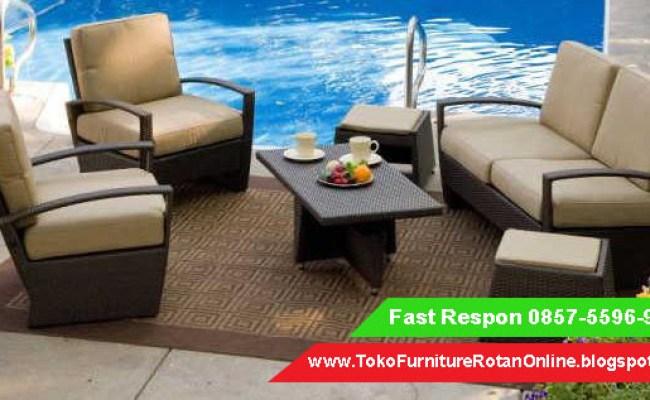 Sofa Jual Furniture Rotan Sintetis Toko Kursi Makan