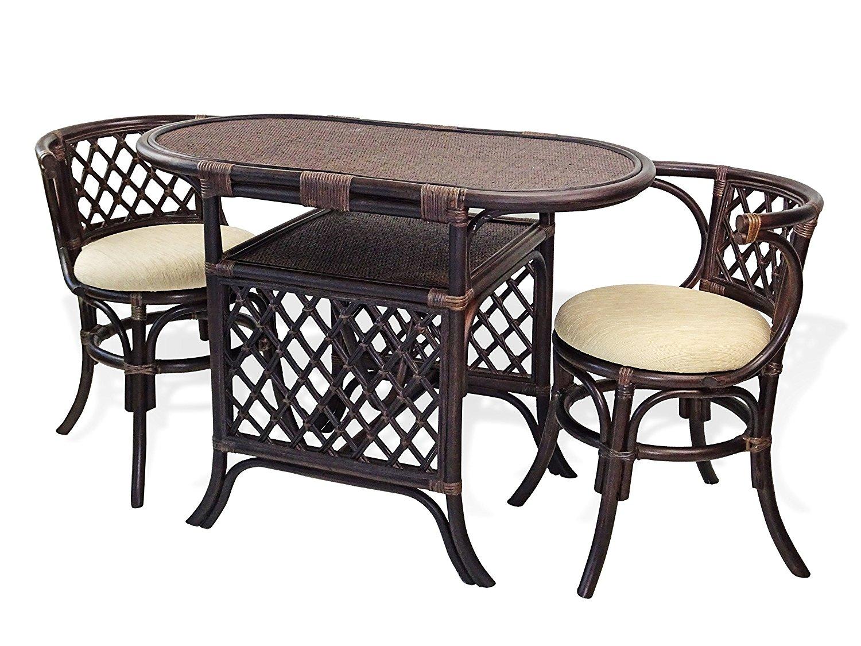 Buy Borneo 3pc Dining Set in USA best price free