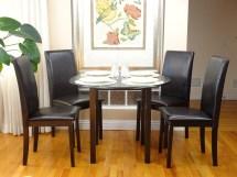 Fallabella Wooden Chair In White Finish Usa