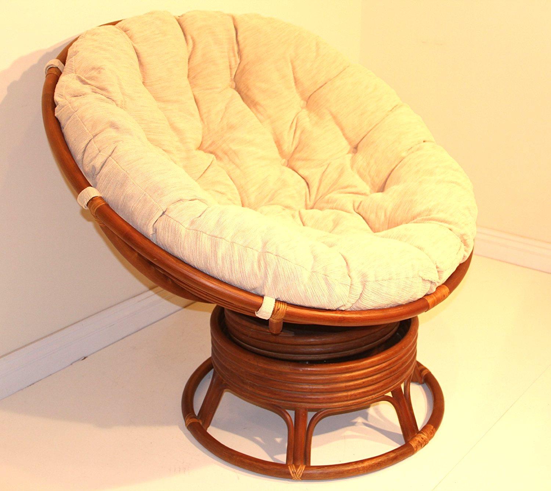 Buy Papasan Swivel Chair in USA best price free shipping