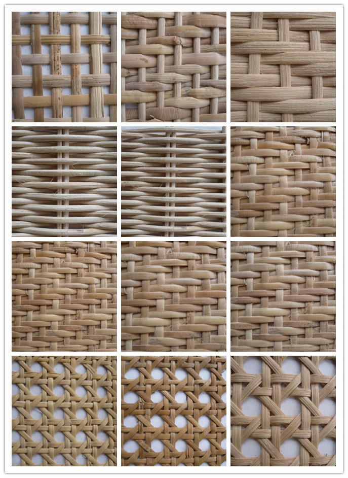 Rattan cane webbing for project  12 mesh core webbing