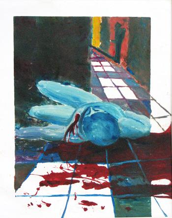 Bleed Edge by Tony Barnstone