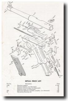 Ruger Mark I Target & Standard Model (1971)