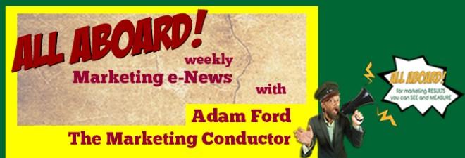 marketing consultant adam ford