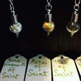 Pieces of Saint