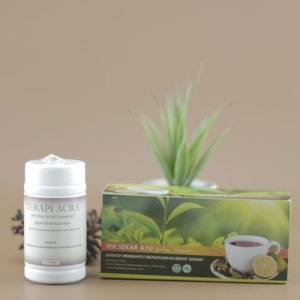 Terapi Aura Natural Body Slimming