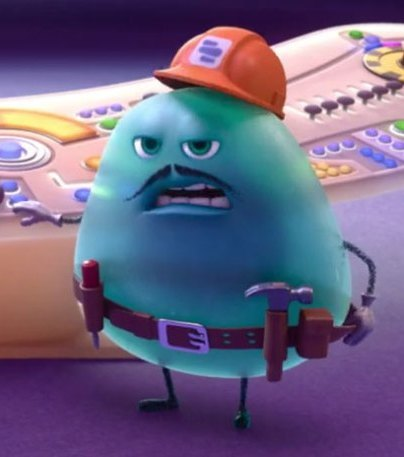 Pixar Characters John Ratzenberger