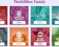TheGiftBox – Monthly Gift Boxes