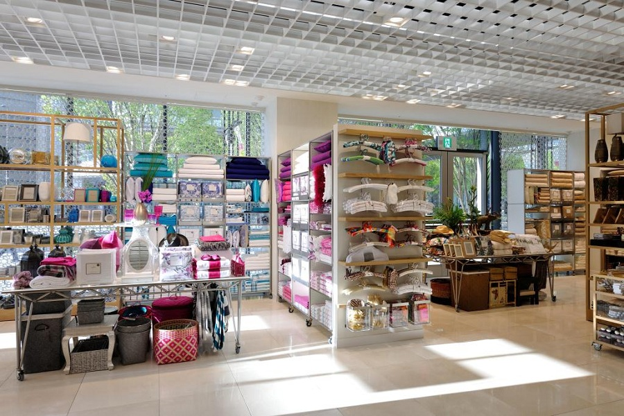 The first store ZARA Home will be opened in Ukraine in SEC Gulliver